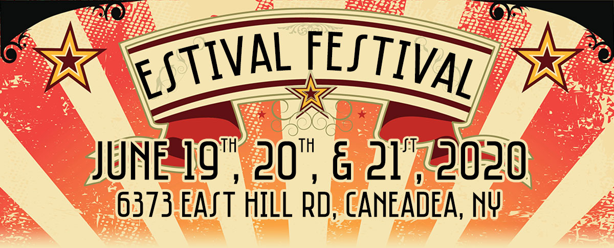 Estival Festival Family Friendly Music Festival June 19, 20, 21 2020